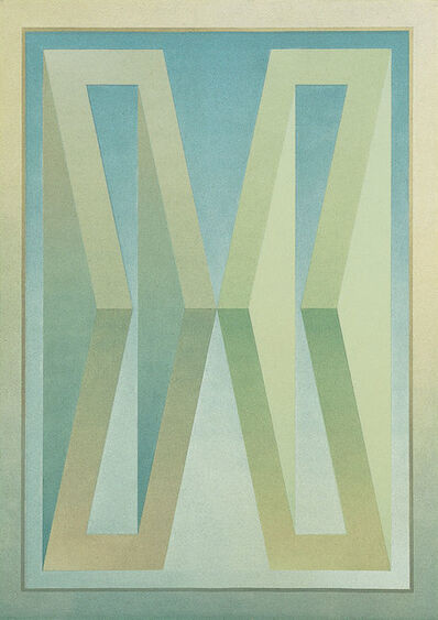 Miguel Caride, 'El dos en el principio', 1972-3