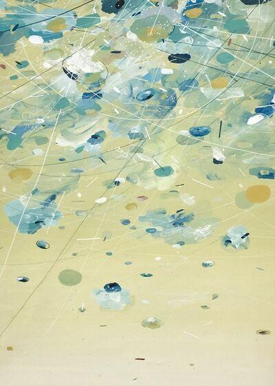 Tellas, 'Spring series (ochre)', 2017