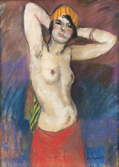 Charles Camoin, 'L'orientale'