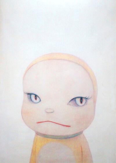 Yoshitomo Nara, 'DORAMICHAN's ribbon was taken by GIAN', 2002