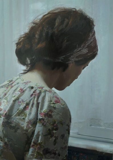 Şahin Çelikten, 'Portrait', 2019