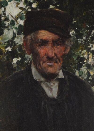 Henry Mosler, 'The Gardner'