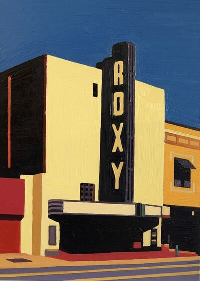 Andy Burgess, 'The Roxy', 2015