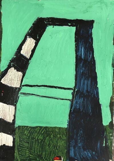 Florence Hutchings, 'Studio Ladder IV', 2019