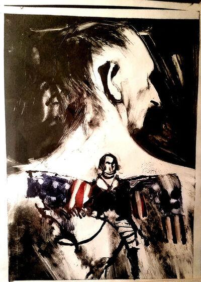 Tom Bennett, 'Tattooed Back', 1995