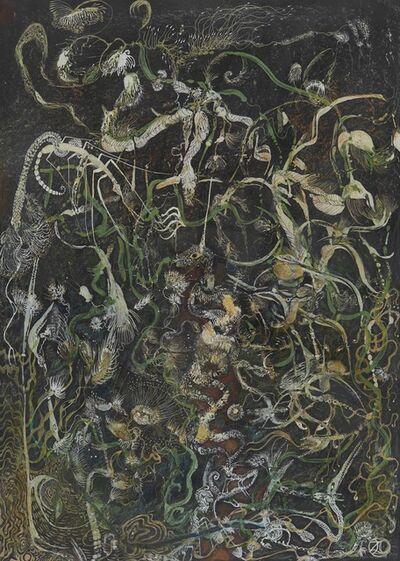 Izabella Ortiz, 'Cracheuse de song (Spitting dream) No. 2', 2016