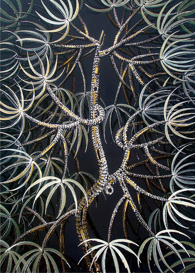 Rajan Krishnan, 'Plant from the Grove by the River 2', 2011