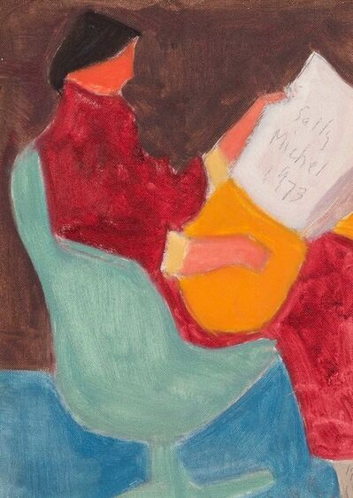 Sally Michel Avery, 'Sally Michel 73', 1973