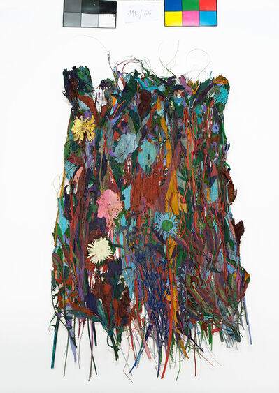 Lionel Estève, 'Papier de Provence', 2016