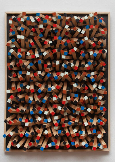 Henrik Vibskov, 'Infrasticks 2', 2014