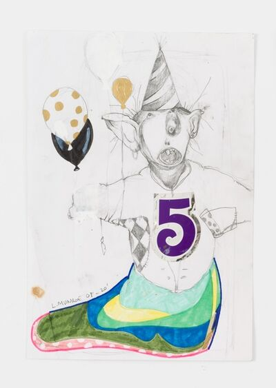 Lavar Munroe, 'Birthdays', 2008-2020