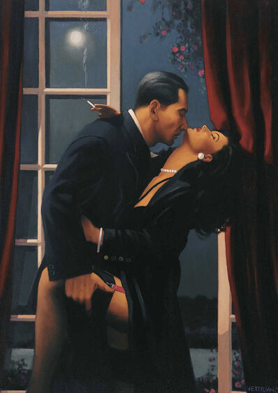 Jack Vettriano, 'Night Geometry (Signed Limited Edition Print)', 2006