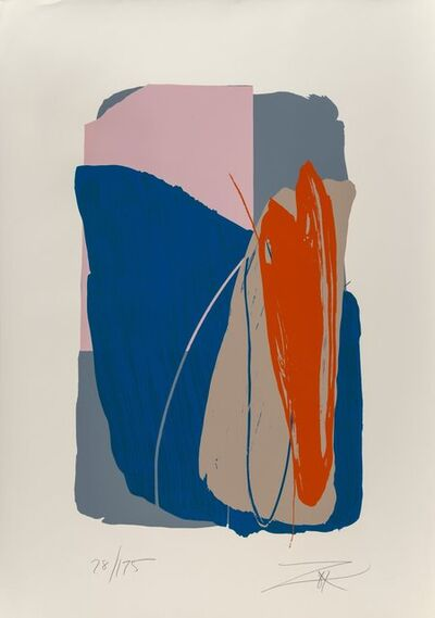 Larry Zox, 'Untitled 4', 1980