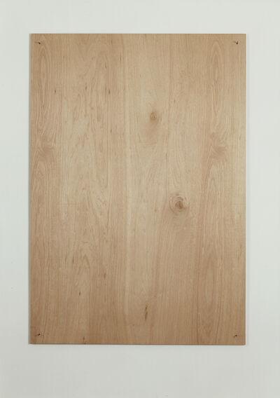 Imi Knoebel, 'Sandwich Rot-Blau-Blau-Gelb', 1993
