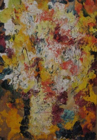 Aron Froimovich Bukh, 'Delicate flowers', 2000