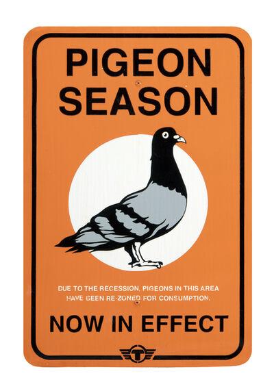 TrustoCorp, 'Pigeon Season', 2012