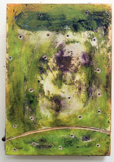 Chance Dunlap, 'Green', 2013