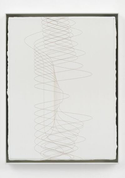 Carsten Nicolai, 'formula gauss A3', 2016