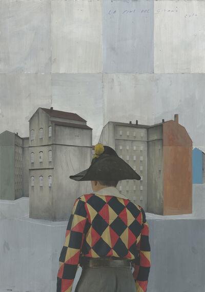 Paolo Ventura, 'La Fine del Giorno', 2017