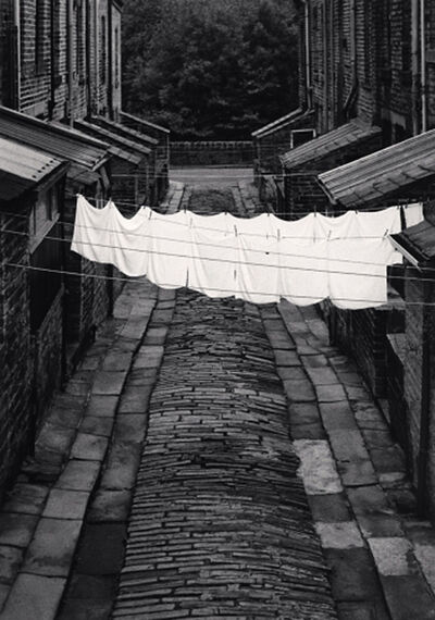Michael Kenna, 'Washing Day, Colne, Lancashire, England', 1986