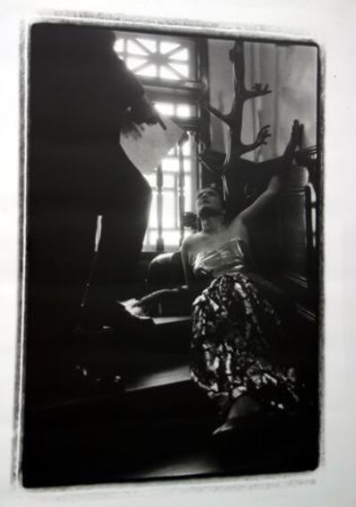 Pushpamala N., 'Phantom Lady #14'