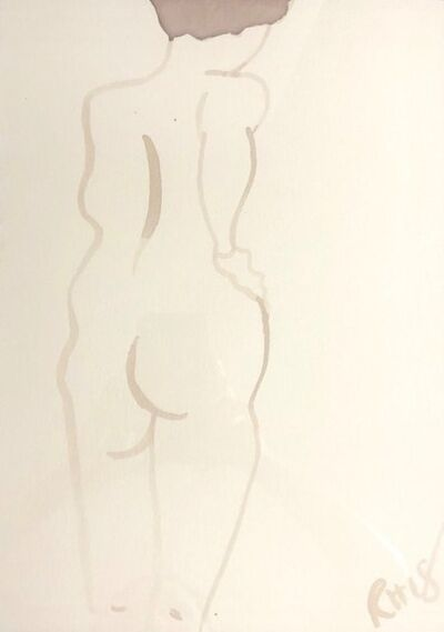 Rachel Howard, 'Untitled [Nude]', 2018