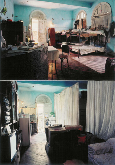 Rochelle Costi, 'Mudanças (Troca de Moradores)', 2000