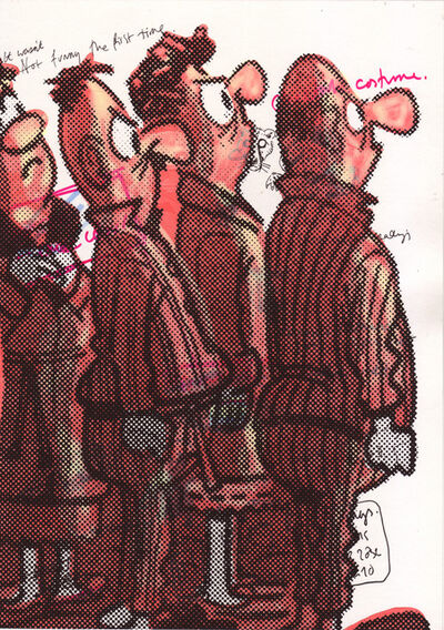 Paul McDevitt, 'Notes to Self (6 Mar 12 ii)', 2012