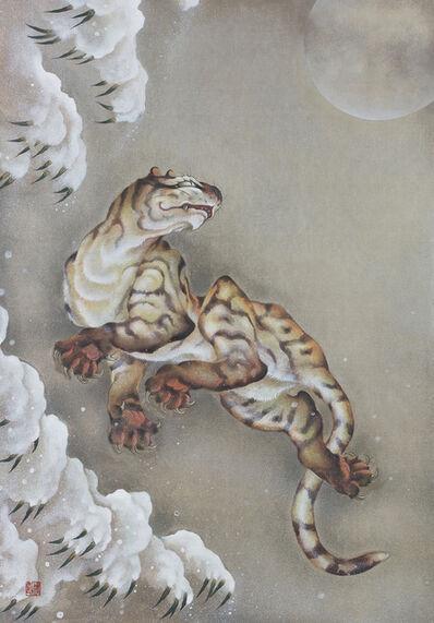 Ken Shiozaki, 'Jumping Tiger', 2017