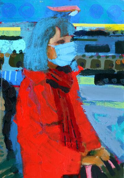 Sara Hayward, 'Elle 62', 2020