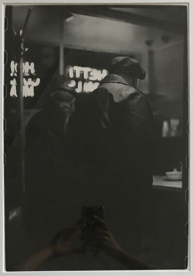 Ming Smith, 'On the Waterfront-Leather Jackets, Pittsburgh, PA,  (August Wilson Series)', 1992