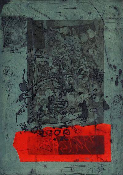 Antoni Clavé, 'En Vert et Rouge', 1971
