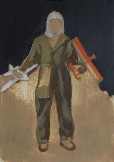 Anna Maria Schonrock, 'Airmen', 2015