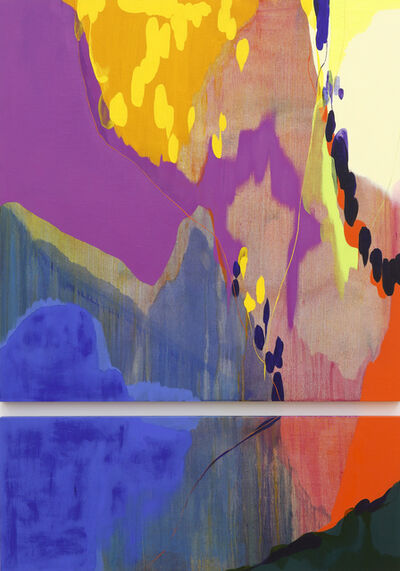 Manika Nagare, 'A Sudden Twist', 2016