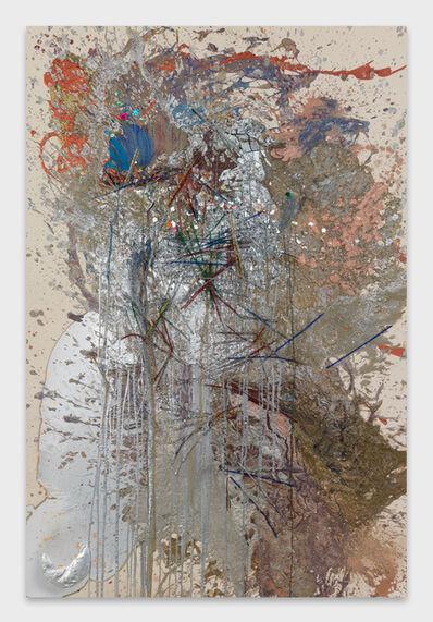 John M. Armleder, 'Soak', 2016