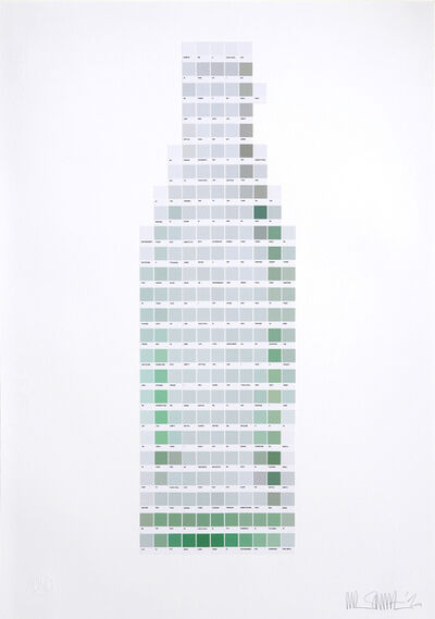 Nick Smith, 'Coca Cola - Empty', 2020