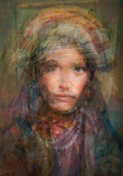 Doug Keyes, 'Steve McCurry', 2014