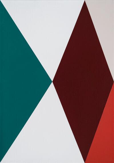Natalia Cacchiarelli, 'Crossing Sharp', 2020