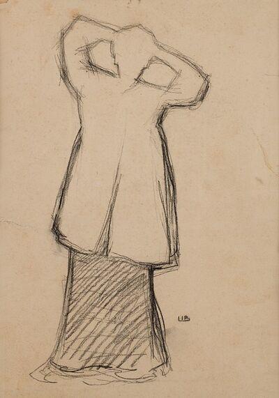 Umberto Boccioni, 'Donna che si pettina', 1904