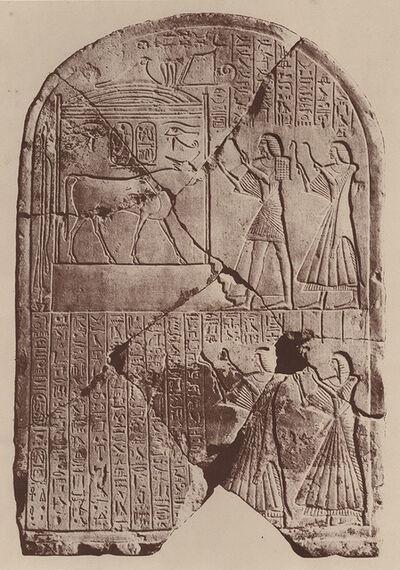 """Paul Marcellin Berthier, 'Twelve Plates of Egyptian Objects from """"Le Serapeum de Memphis / découvert et décrit par Auguste Mariette""""', 1857-1866"""