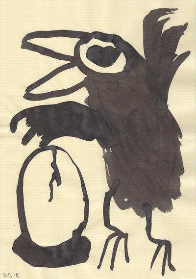 David Surman, 'Cracked Egg', 2018