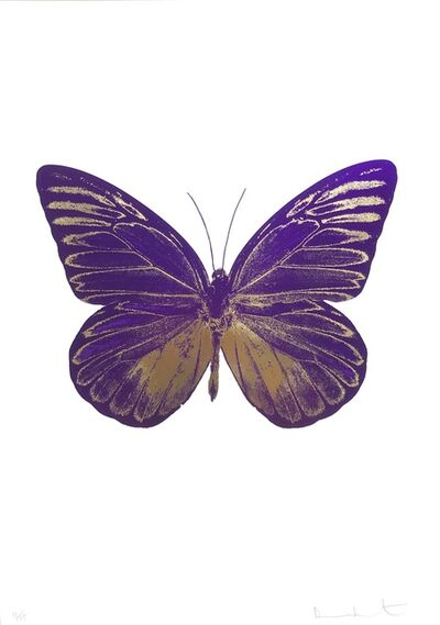 Damien Hirst, 'The Souls I, Imperial Purple Oriental Gold', 2010