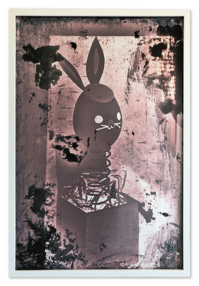 Philip Smith, 'Pink Bunny', 2019