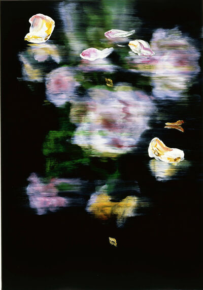 Cornelius Völker, 'Blüten', 2017