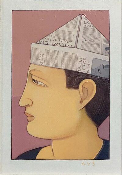 Andrew Stevovich, 'Portrait: Victor', 1991