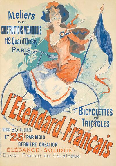 Jules Chéret, 'L'Etendard Français.', 1891
