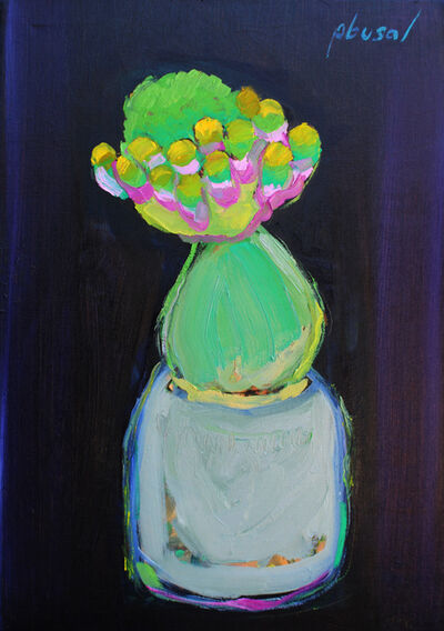 Mohamed Abusal, 'Baby Cactus', 2016