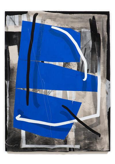 Christopher Iseri, 'Untitled (Blue)', 2019