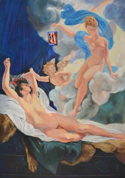 Alberto Passolini, 'La Noche (Iris y Morfeo)', 2009