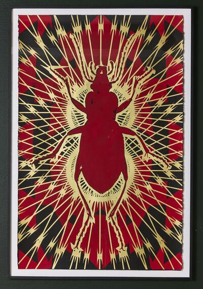 Kendell Geers, 'Wittgenstein's Beetle 2831', 2019